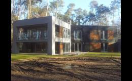 Designové domy na klíč