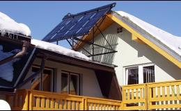 Prodej a montáž solárních panelů