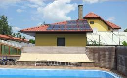Zpracování solárních výrobků s dlouholetou zárukou