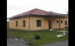 Stavitelství - rodinné domy na klíč Ivančice, Moravský Krumlov