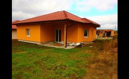 Zednictví - výstavba nízkoenergetické domy, dřevostavby