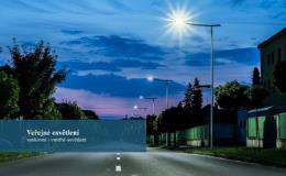 veřejně osvětlení Zlínský kraj