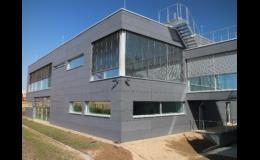 Stavby pro výrobu a služby - průmyslová a občanská vybavenost