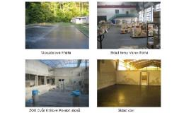 Lité asfaltové podlahy - pokládka