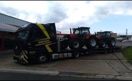 Vnitrostátní nákladní autodoprava