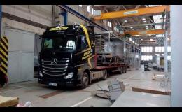 Nákladní autodoprava, pneuservis nákladní automobily