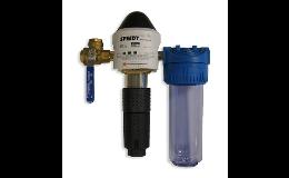 Vodní filtry - dle použití pro průmyslové, pro domácí použití, pro mechanizaci
