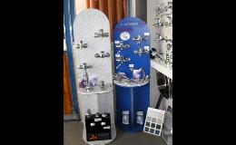 Plastové potrubí, vodoinstalační materiál pro koupelny
