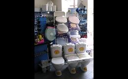 Záchodové mísy, prkénka, WC - prodej