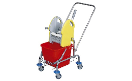 Úklidové vozíky - výroba, prodej