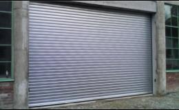 Posuvná, sekční, rolovací a dvoukřídlá garážová vrata - montáž, dodávka Hrotovice, Třebíč