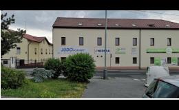 Sídlo firmy AKI PRO spol. s r.o. Praha