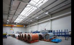 Výroba plechových tabulí s povrchovou úpravou
