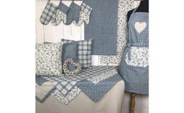 Textilní dekorace - kolekce Fenice