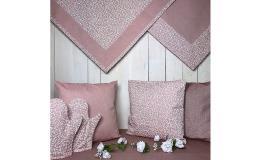 Textilní dekorace - kolekce Pimet