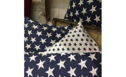 Textilní dekorace - kolekce Hvězdy
