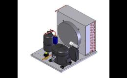 Výroba kondenzačních zařízení