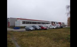 Výrobní hala Novoveská Ostrava