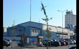 Výrobní hala Nový Jičín