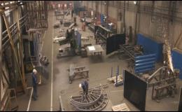 Výrobní hala Technomont