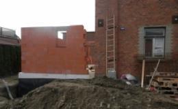 výstavba rodinného domu - Baťům domek