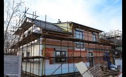 Výstavba rodinných domů Zlínský kraj