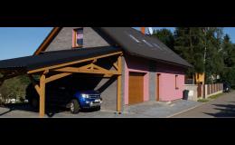 Typové bungalovy na klíč