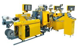 vytlačovací stroje