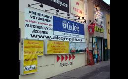 Půjčky, jízdenky, vstupenky - AKompas.cz