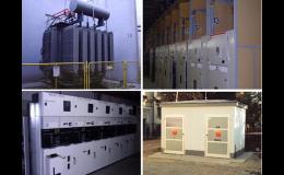 Vysokonapěťová a nízkonapěťová zařízení pro energetiku a fotovoltaické elektrárny