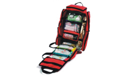 lékárnička, zachranářský kufr
