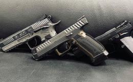 Špičkové střeliště se zbraněmi známých značek