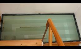 Zasklívání, prodej skla