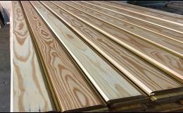 Výroba, prodej prken - podlahová, palubová, terasová, plotová Třebíč