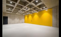 Realizace městské haly