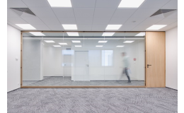 Celoprosklené kanceláře
