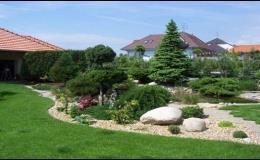 Zahradní centrum v Brně