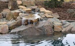 Zahradní jezírka - okrasná i koupací Frýdek-Místek