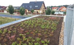 Střešní zahrady Frýdek-Místek
