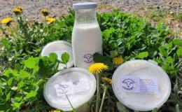 Naše mléčné výrobky
