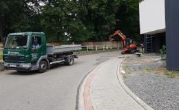 Zemní a výkopové práce Brno, Blansko