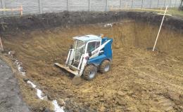 zemní výkopové práce v regionu Zlínský kraj
