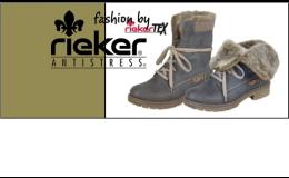 Prodejna s dámskou zimní obuví  - kozačky, kotníkové boty