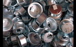 Povrchová úprava kovů - galvanické zinkování