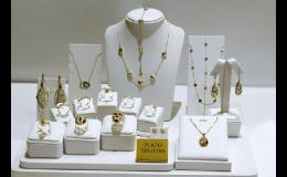 zlaté šperky - Zlín