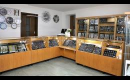 Zlatnictví - zakázková výroba snubních prstenů a dalších šperků