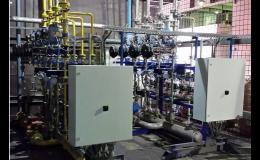 Výroba, montáž a servis hořákových systémů