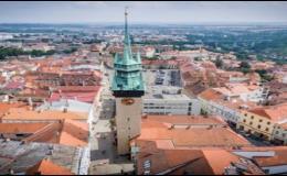 Historické památky ve Znojmě - výstup na Radniční věž