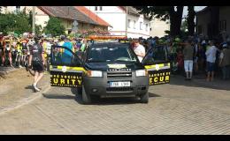 Zásahové vozidlo security