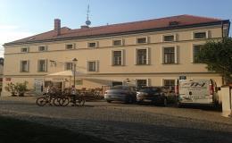 Ubytování v historickém centru města Znojmo